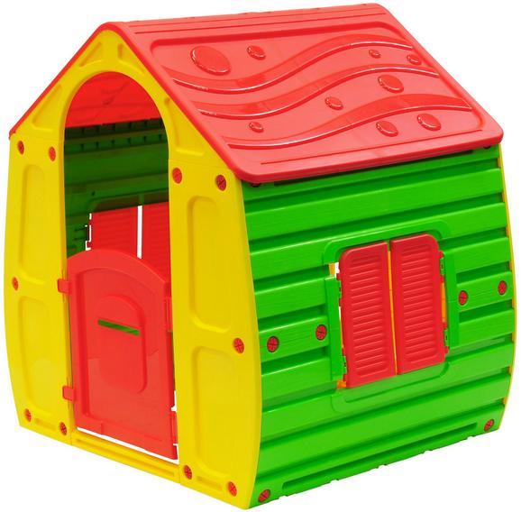 Igralna Hišica Magical House -ext- - večbarvno, Konvencionalno, umetna masa (102/90/109cm) - MÖMAX modern living