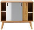 Sideboard Maris - Eichefarben/Buchefarben, MODERN, Holz (88/76/35cm) - Modern Living