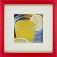 Okvir Za Slike Gitta - rdeča, steklo/leseni material (23/23cm) - Mömax modern living