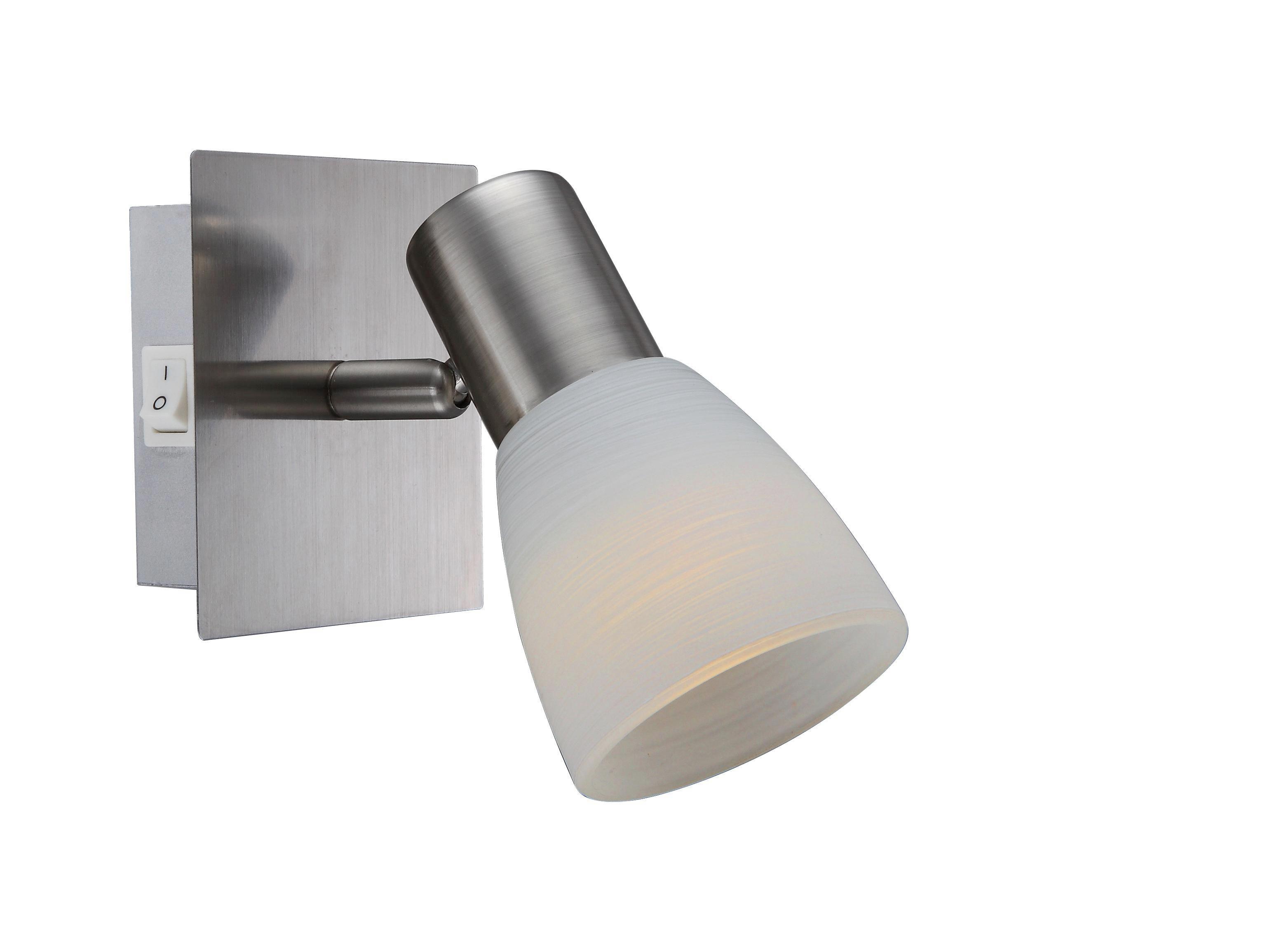 Spotlámpa Parry - konvencionális, üveg/fém (10/10cm)