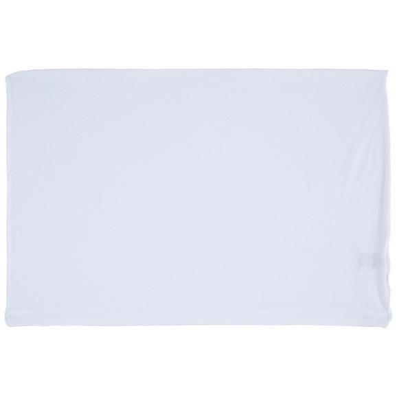 Prevleka Za Blazine Basic - bela, tekstil (40/60cm) - Mömax modern living