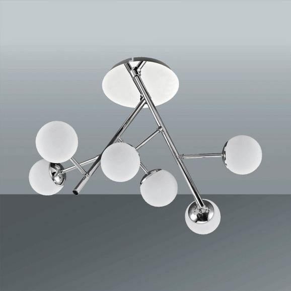 LED-Deckenleuchte Boll, max. 5 Watt - MODERN, Kunststoff/Metall (66,3/36,7/48cm) - Mömax modern living