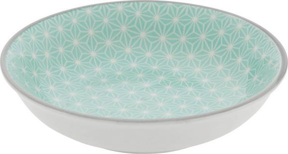 Skleda Shakti - večbarvno, Trendi, keramika (9,5/2cm) - Mömax modern living