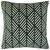 Kissenhülle Mary Jacquard ca. 45x45cm - Grün, MODERN, Textil (45/45cm) - Mömax modern living