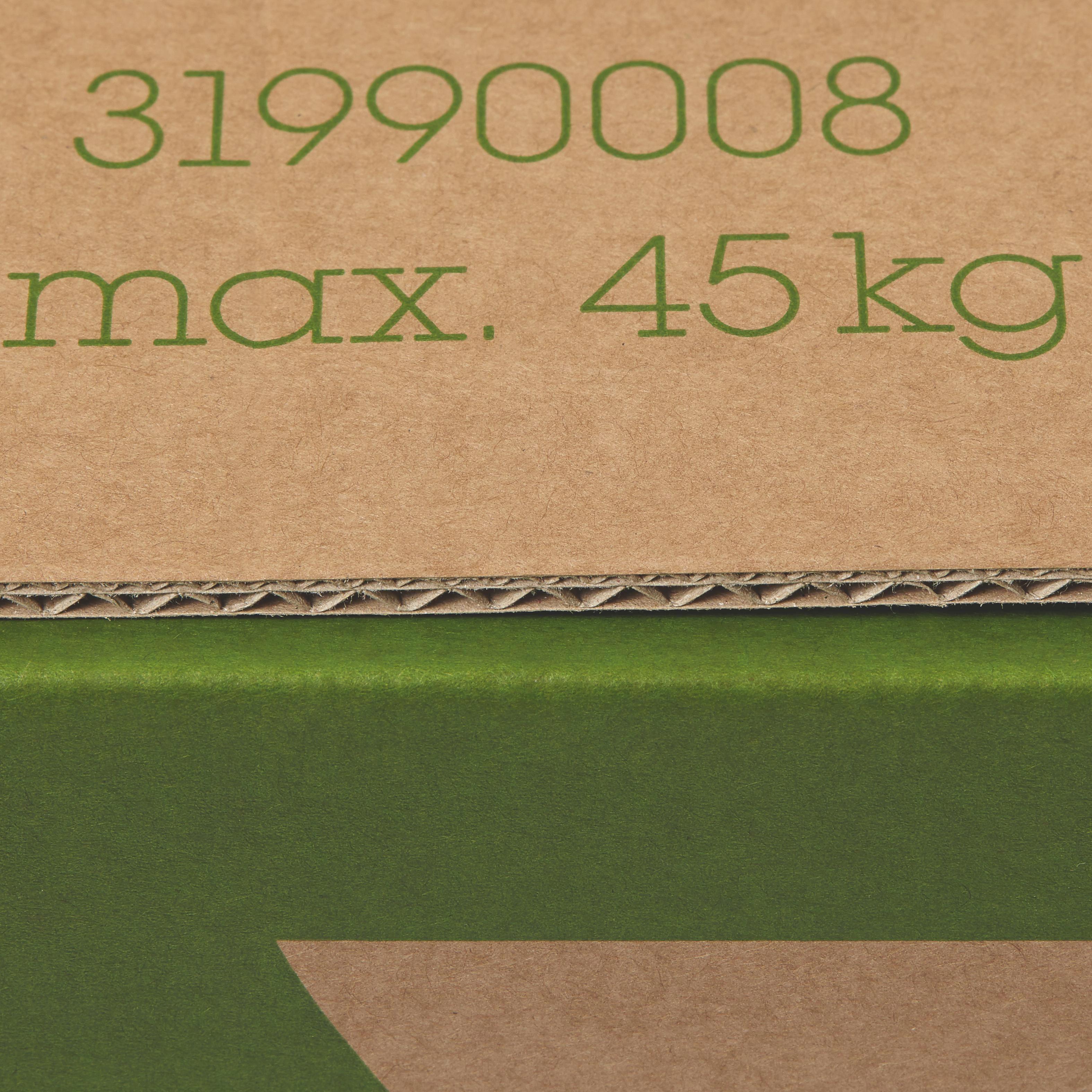 Umzugskarton Dave, ca. 59x39x39,1cm - Wellpappe (59/39/39,1cm)
