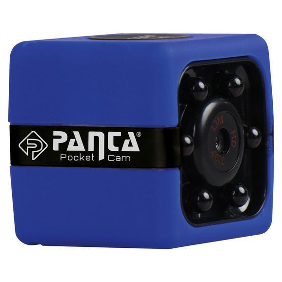 Akció Kamera Panta Pocket Cam - Kék/Fekete