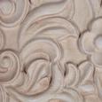 Konsole Avery ca.120x40cm - Multicolor, MODERN, Holz/Metall (120/78/40cm) - Premium Living