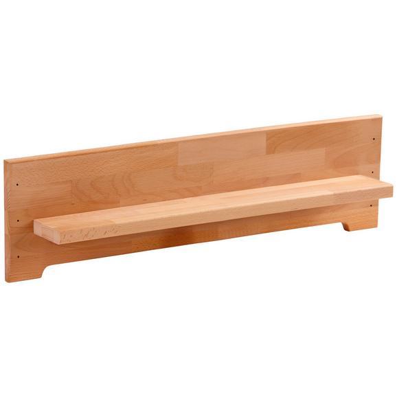 Raft Pentru Pat Elisabeth - culoare lemn fag, Konventionell, lemn (90/21/10cm)