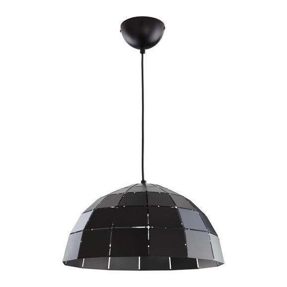 Pendelleuchte Sylta - Schwarz, MODERN, Metall (40/120/cm) - Modern Living