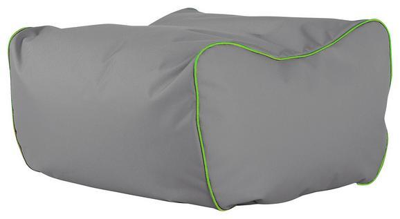 Tabure Gamer - - siva, Konvencionalno, tekstil (70/70cm) - Mömax modern living
