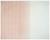 Decke Stacy Rosa/Weiß 150x200cm - Rosa/Weiß, MODERN, Textil (150/200cm) - Mömax modern living