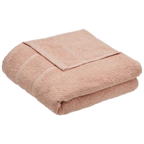 Brisača Melanie -top- - roza, tekstil (50/100cm) - Mömax modern living