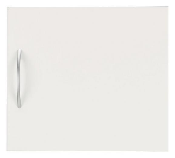 Nastavek Za Omaro Mrk - aluminij/bela, umetna masa/leseni material (45/40/40cm)