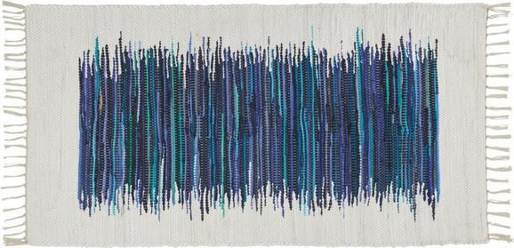 Krpanka Verena 1 - modra, Trendi, tekstil (60 120 cm) - Mömax modern living