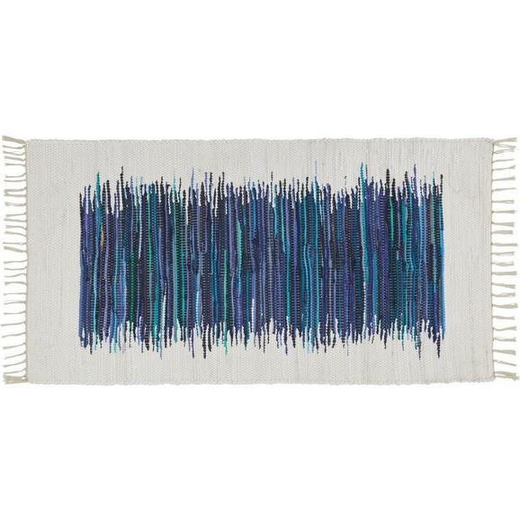Krpanka Verena - modra, Trendi, tekstil (80/150cm) - Mömax modern living