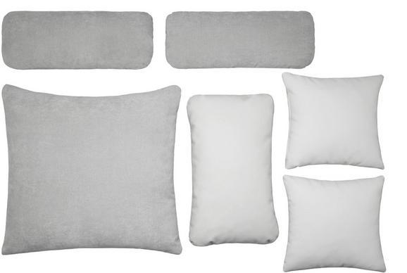 Set Blazin Velato - svetlo siva, tekstil (73/67/31cm) - Mömax modern living