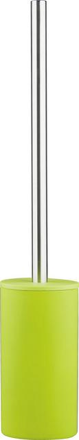 Wc-kefe Melanie - zöld, konvencionális, műanyag/fém (8/45cm) - MÖMAX modern living