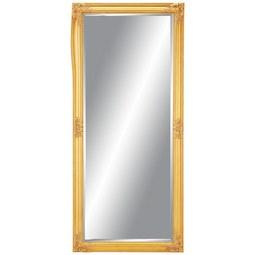 Wandspiegel Goldfarben 72x162cm - Silberfarben/Goldfarben, MODERN, Glas/Holz (72/162/3cm) - Mömax modern living
