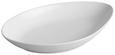 Servierplatte Nele Weiß - Weiß, MODERN, Keramik (30,5/19,5/4,5cm) - Premium Living