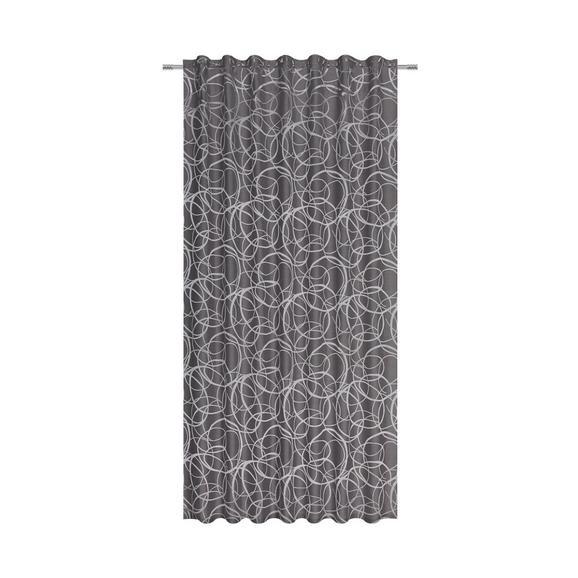 Schlaufenschal Marlene - Grau, KONVENTIONELL, Textil (140/245cm) - Mömax modern living