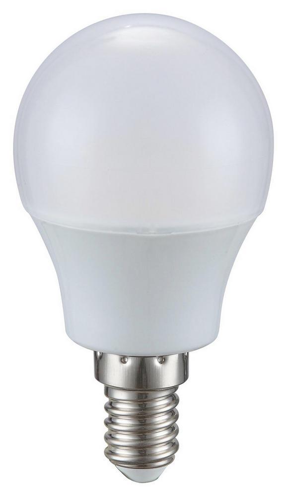 Žarnica 10768 - bela/opal (4,5/8cm)