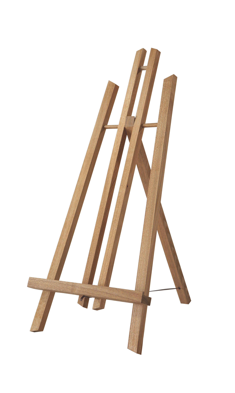 Staffelei Marta aus Holz in Braun - Braun, Holz (50cm)