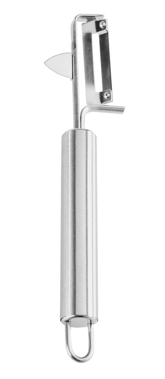 Schöler Dani aus Edelstahl - Edelstahlfarben, Metall (19cm) - Mömax modern living