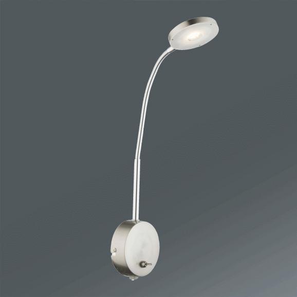 LED-Wandleuchte Holger, max. 5 Watt - MODERN, Kunststoff/Metall (26/26/48cm)