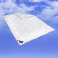 Irisette Sommerbettdecke leicht ca.135x200cm - Weiß, KONVENTIONELL, Textil (135 x 200cm) - Irisette