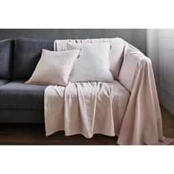 Ágytakaró Solid One - Fáradt rózsaszín 177055a406
