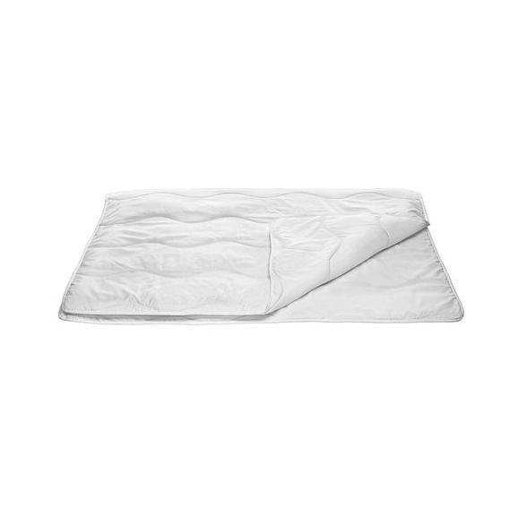 Sommerbett Zilly ca. 135-140x200cm - Weiß, Textil (135/200cm) - Nadana