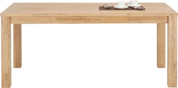 Esstisch in Akazie aus Echtholz - Akaziefarben, KONVENTIONELL, Holz (180/76/90cm) - ZANDIARA