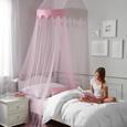 Baldahin Kathi -ext- - roza, Romantika, tekstil (60/250/1000cm) - Mömax modern living