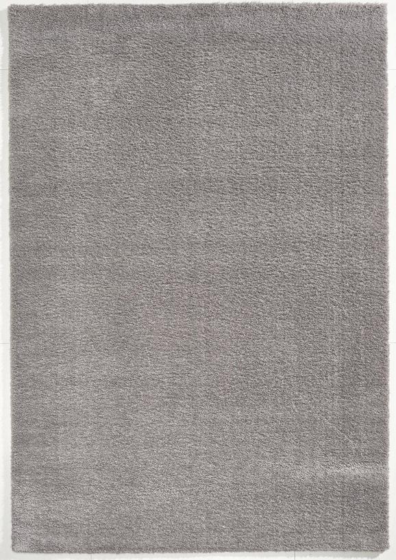 Shaggy Stefan, ca. 160x230cm - Hellgrau, MODERN (160/230cm) - Mömax modern living