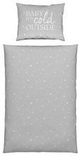 Posteljina Baby Hellgrau 140x200cm - svijetlo siva, ROMANTIK / LANDHAUS, tekstil (140/200cm) - Mömax modern living