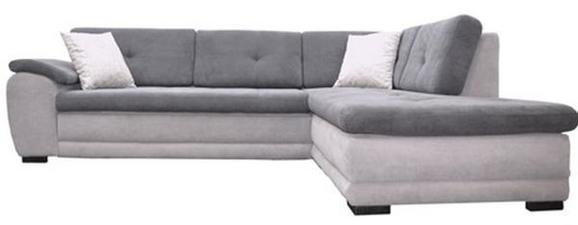Funkcijska Sedežna Garnitura Bali New - Leva - siva/sivo bež, Moderno, tekstil (290/220cm) - MÖMAX modern living