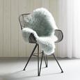 Blană De Oaie Jenny - verde mentă, textil (90-105/60cm) - Modern Living