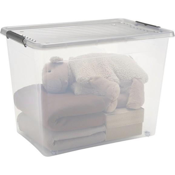 box mit deckel action ca 57x39cm online kaufen m max. Black Bedroom Furniture Sets. Home Design Ideas