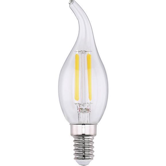 LED-Leuchtmittel 10584-3 max. 4 Watt - Klar, Glas (3,5/10,8cm) - Modern Living