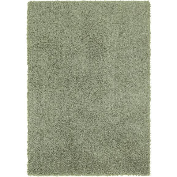 Covor Shaggy Stefan - verde, Modern, textil (80/150cm) - Mömax modern living