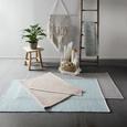 Handwebeteppich Carola Blau, ca. 60x120cm - Blau, Basics, Textil (60/120cm) - Mömax modern living