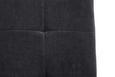 Stuhl Lucie - Chromfarben/Grau, MODERN, Textil/Metall (42,5/98/45cm) - Modern Living