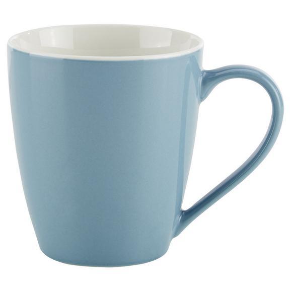 Pahar Sandy - albastru, Konventionell, ceramică (8,9/10cm) - Modern Living