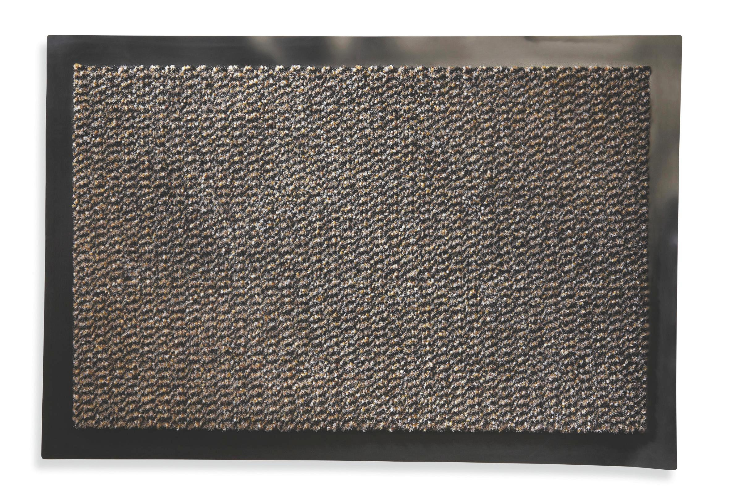 Fußmatte Klaus In Rost, ca. 40x60cm - Rostfarben, MODERN, Textil (40x60cm) - MÖMAX modern living
