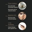 Gesichtshaarentferner Perfect Shave GNTM in Schwarz - Goldfarben/Schwarz, Kunststoff (13/2,5/2,5cm)