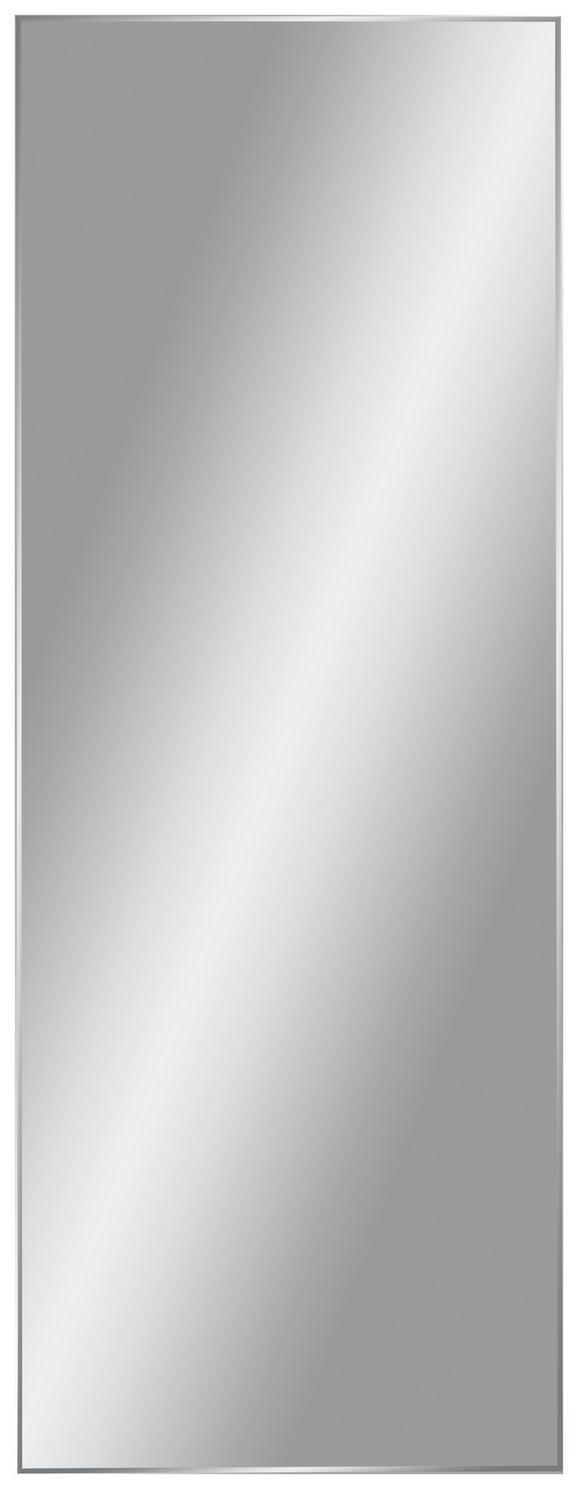 Stensko Ogledalo Messina - srebrna, steklo (60/160cm)