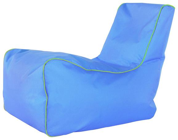 Vreča Za Sedenje Gamer - modra, Moderno, tekstil (82/70/70cm) - Mömax modern living