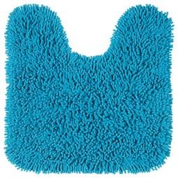 WC-Vorleger Jenny Petrol - Petrol, Textil (55/55cm) - Mömax modern living