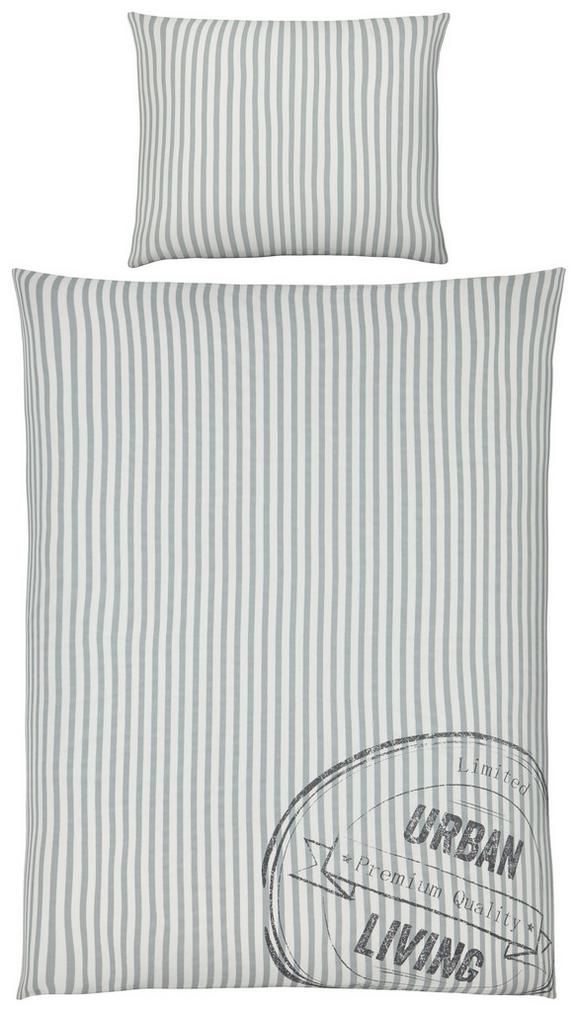 Bettwäsche Urban Living, ca. 135x200cm - Grau, LIFESTYLE, Textil (135/200cm) - Mömax modern living