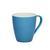 Kaffeebecher Sandy aus Keramik ca. 360ml - Türkis, KONVENTIONELL, Keramik (8,9/10cm) - Mömax modern living